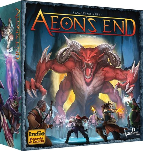 Aeon's End boite