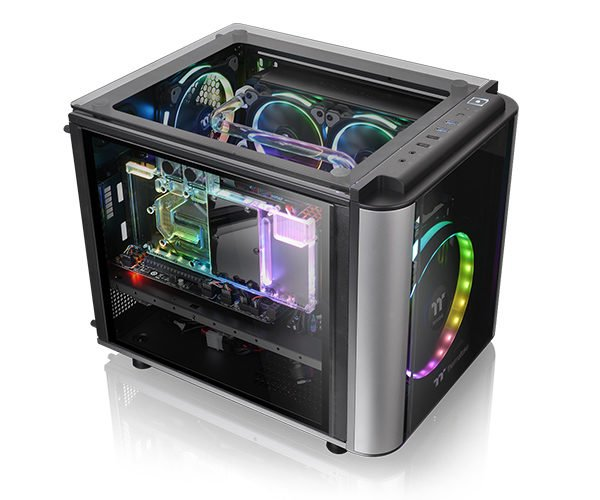 Boîtier Thermaltake Level 20 VT