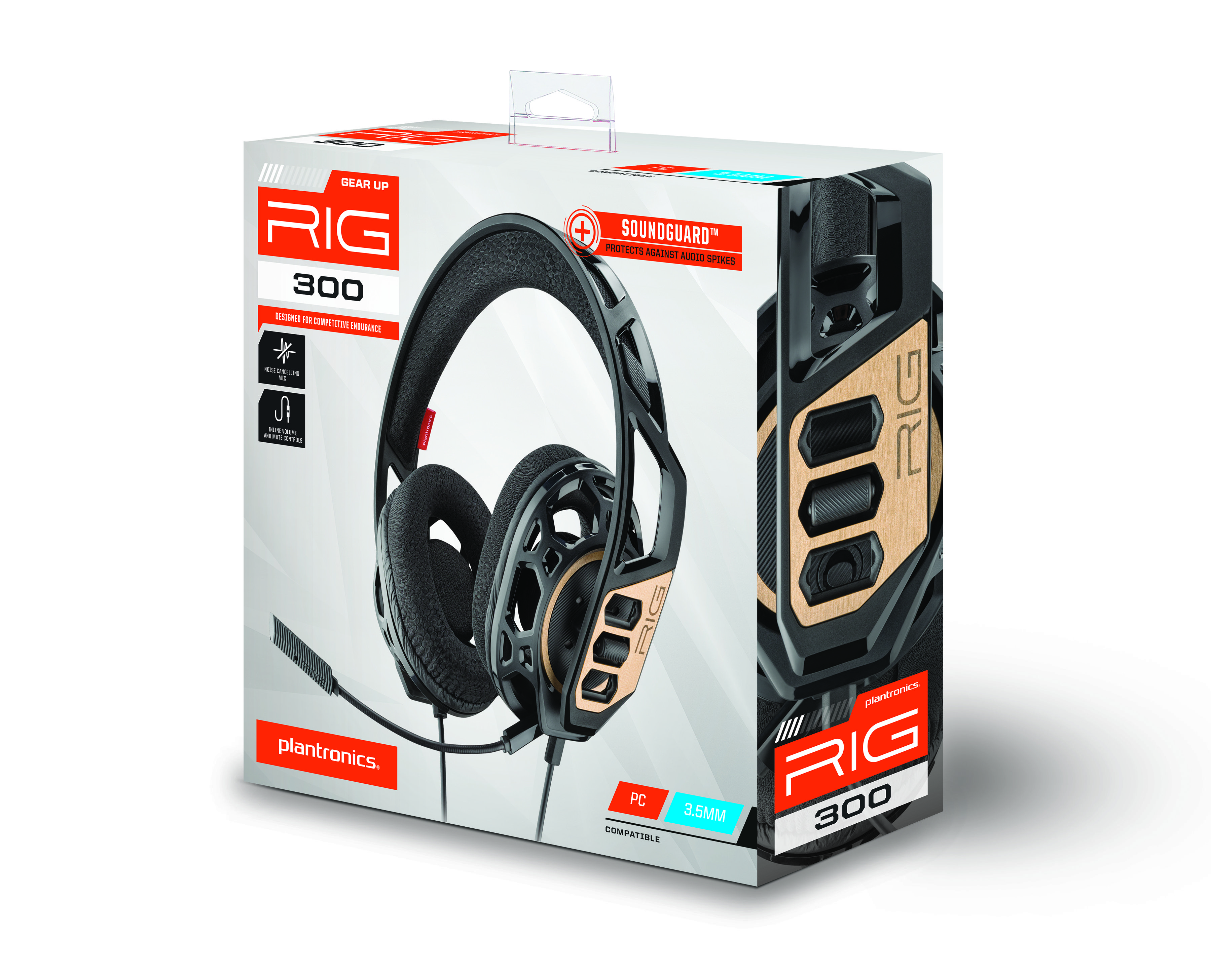 RIG 300 Serie Surround Package