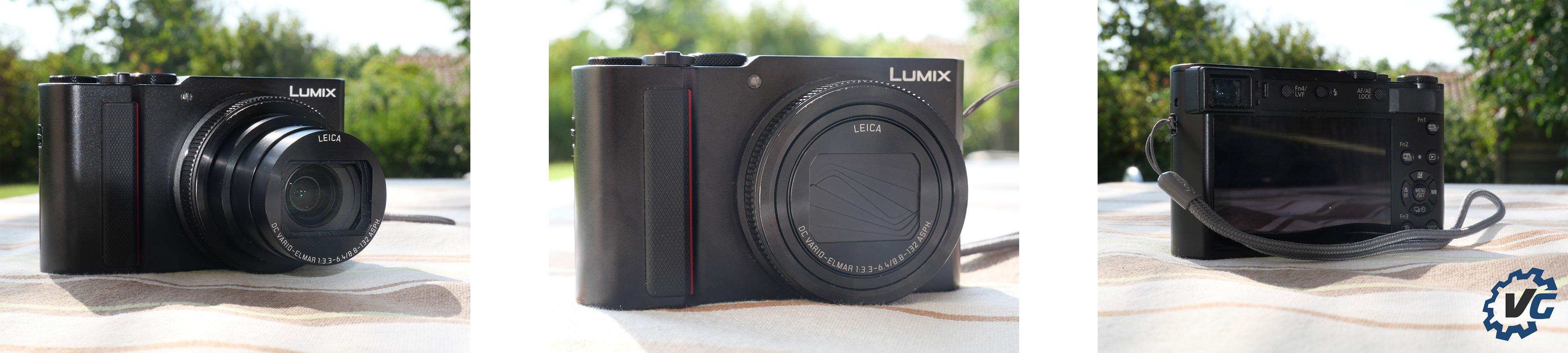Design du Lumix TZ200