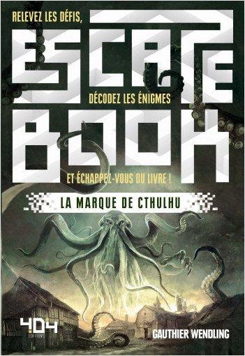 Escape Book Cthulhu