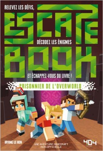 Escape Book Minecraft