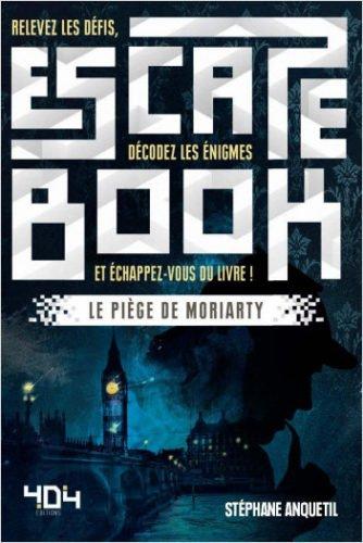 Escape book Moriarty