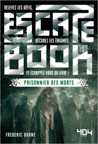 Escape Book Prisonnier