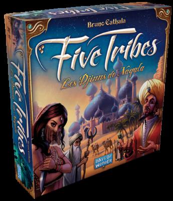 Five Tribes boite