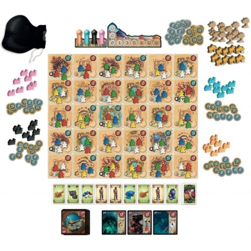 Five Tribes partie
