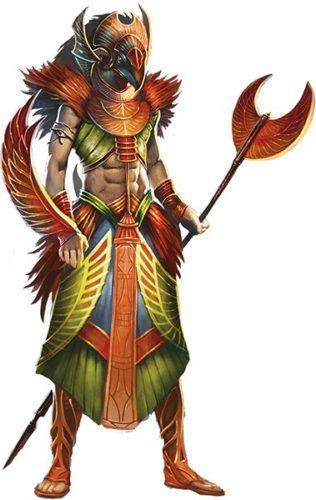 Kemet Horus