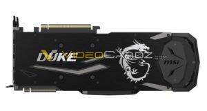Carte graphique Nvidia RTX 2080 Ti Duke
