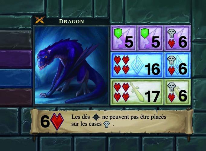 One Deck Dungeon Gardien