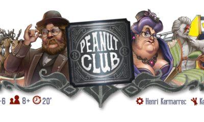Peanut Club bannière