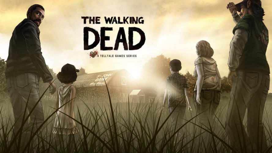 The Walking Dead sortie switch