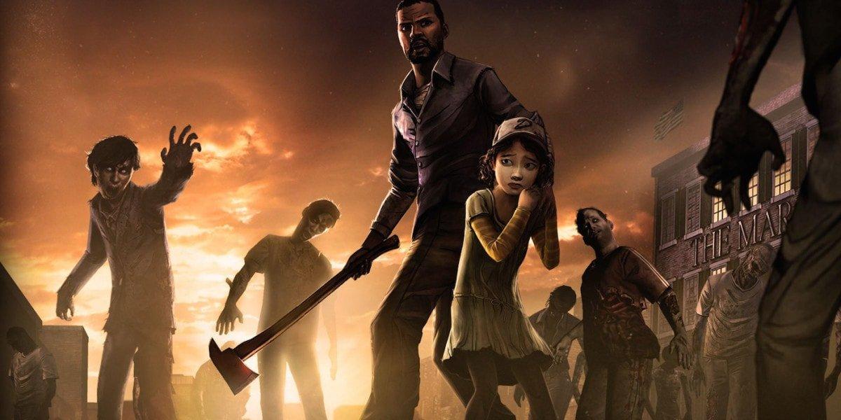 The Walking Dead sortie switch