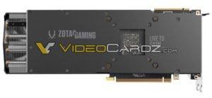 Carte graphique Nvidia ZOTAC RTX 2080 Amp