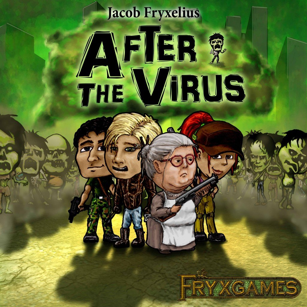After the Virus titre