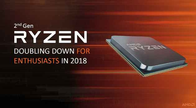 AMD CPU Ryzen v2