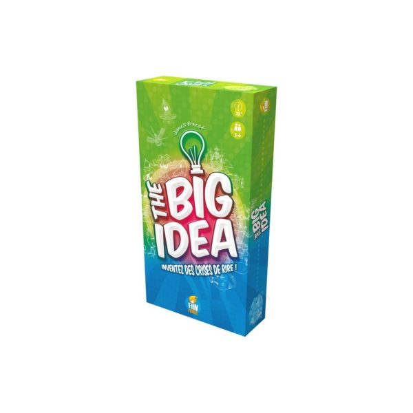 The Big Idea boite