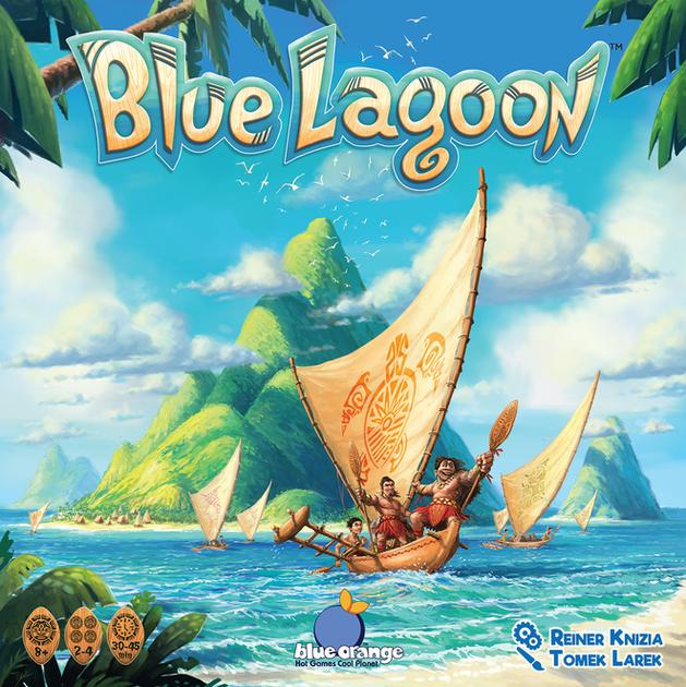 Blue Lagoon boîte