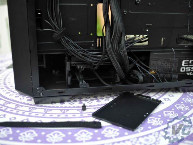 CMT 330 cable management