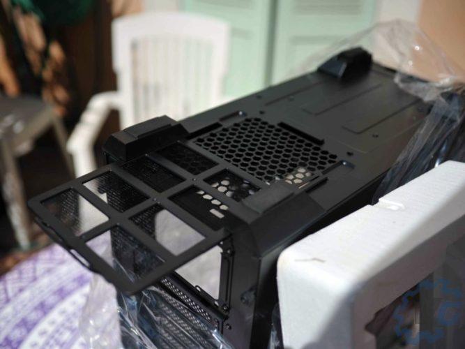 CMT 330 filtre à poussière