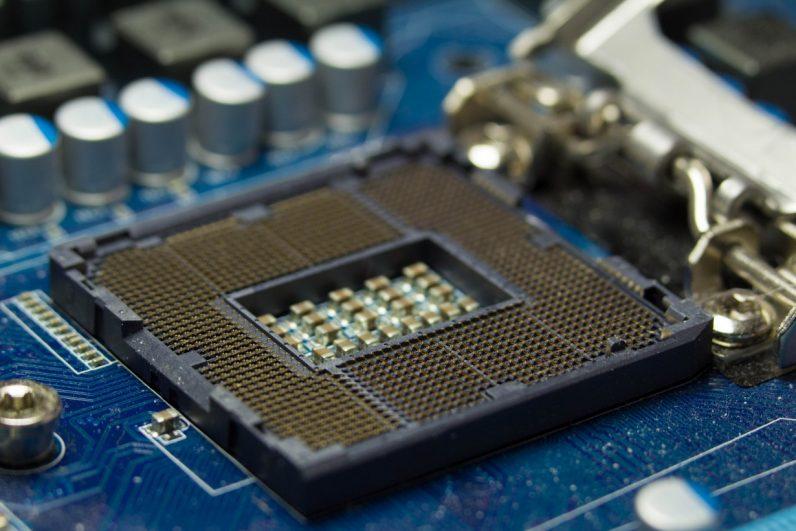 Intel pénurie