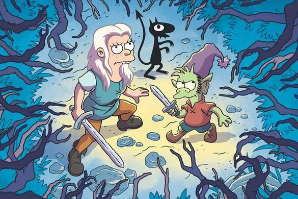Désenchantée série Matt Groening