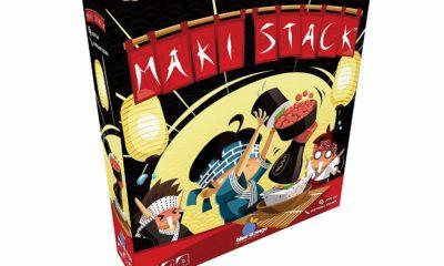 Maki Stack boite