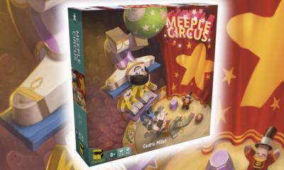 Meeple Circus bannière