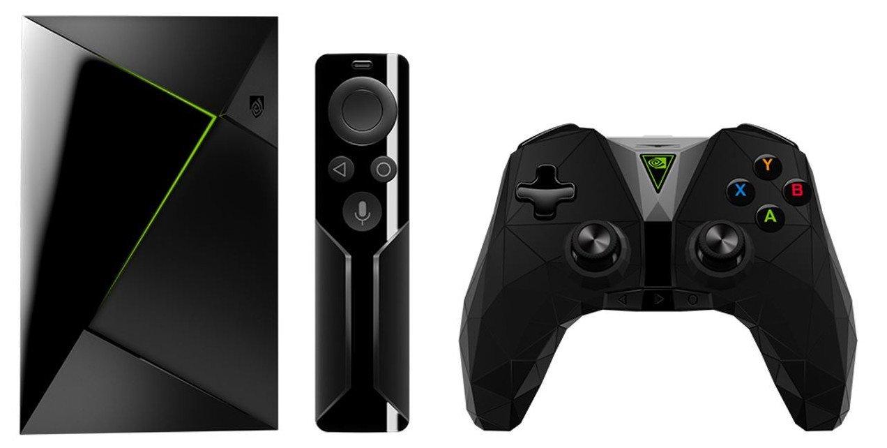 Nvidia Shield TV màj