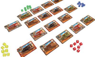 Rolling Bandits wagons