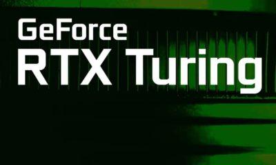 RTX Nvidia Turing