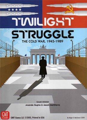 Twilight Struggle boite