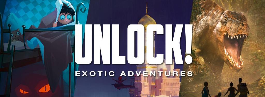 Unlock Exotic Adventures