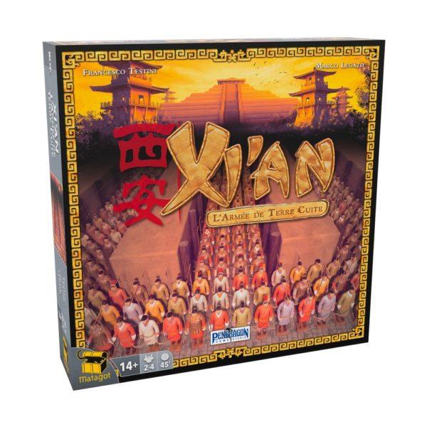 Xi'An boîte