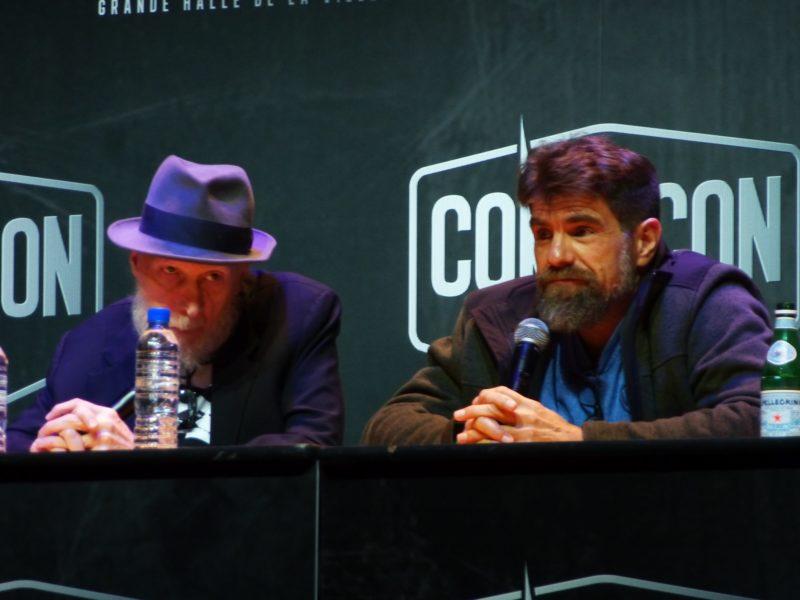 Comic Con Miller Kubert