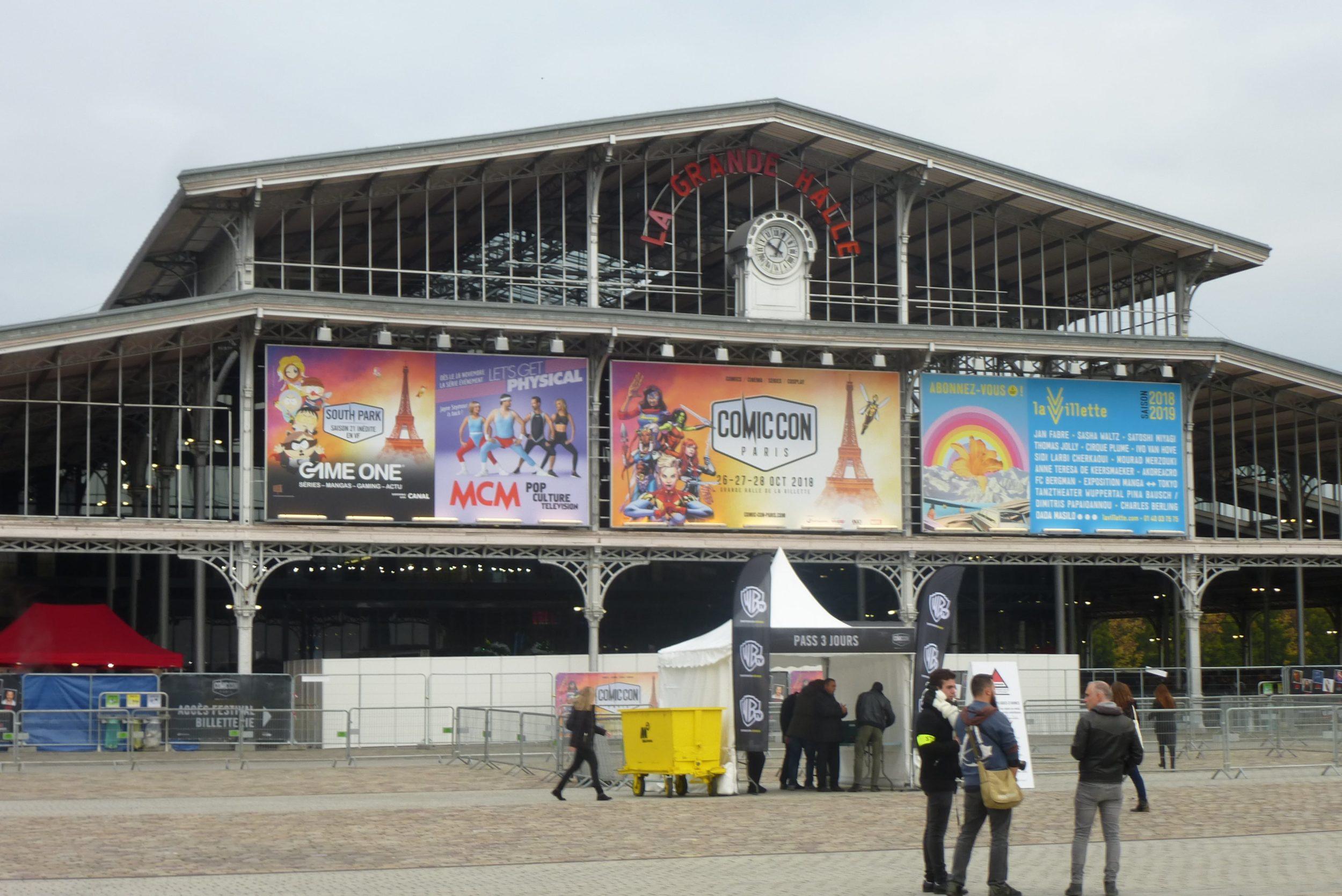 Comic Con Villette