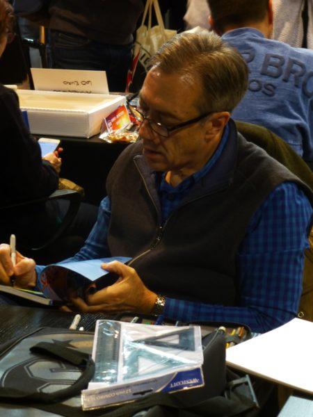 Comic Con Dan Jurgens