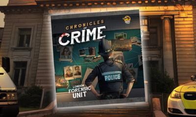 Chronicles of Crime bannière