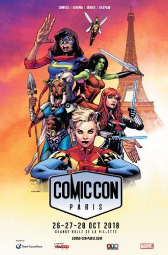 Comic Con affiche