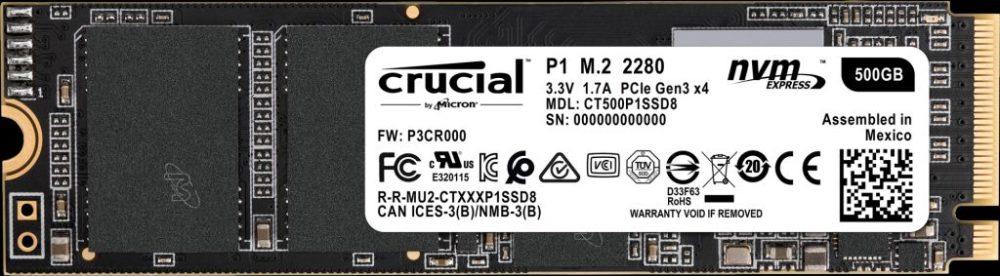 Crucial P1