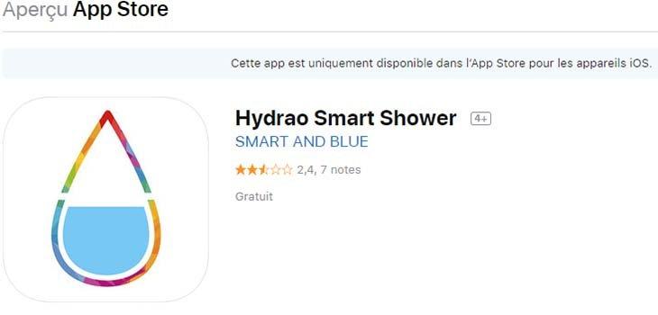 Hydrao Aloé iOS