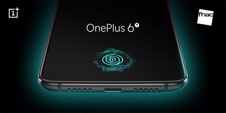 OnePlus 6T Fnac
