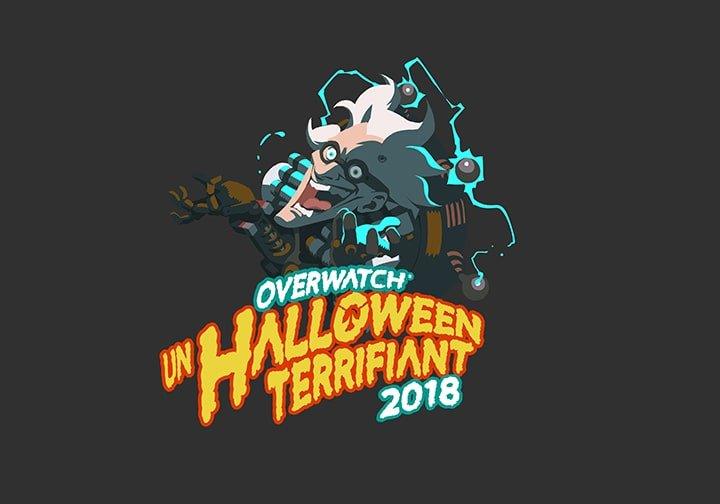 Halloween terrifiant Overwatch