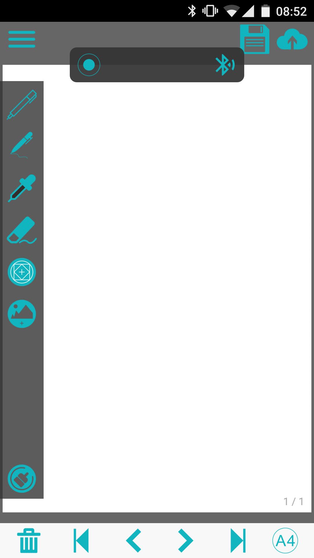 stylo irisnotes air3 smartphone
