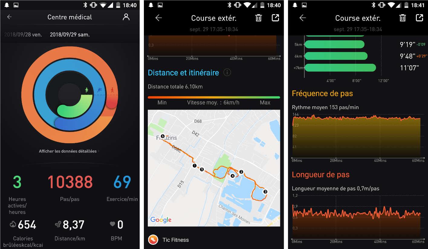 ticwatchpro mobvoi interface