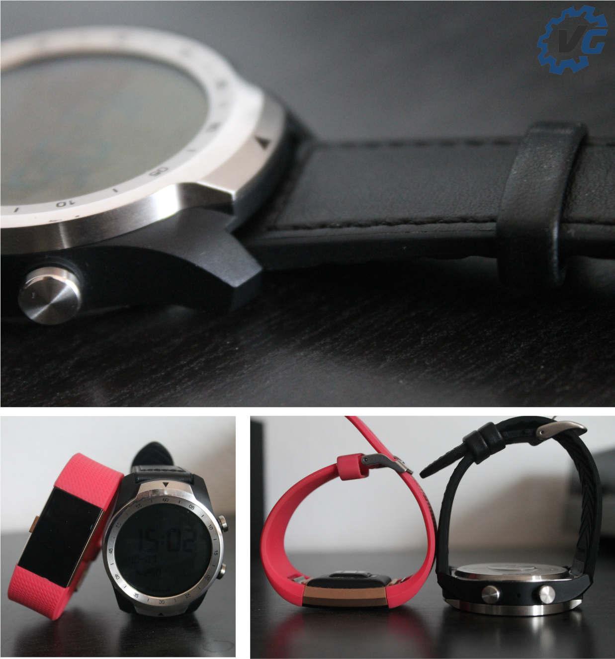 ticwatchpro mobvoi montre