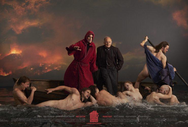 The House That Jack Built - La Barque de Dante (film)