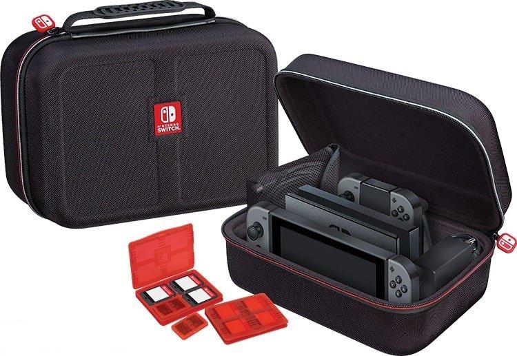 Valise transport BigBen Nintendo Switch