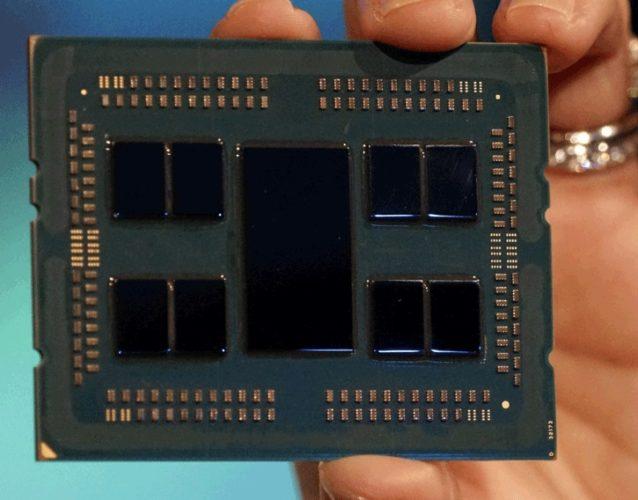 AMD Epyc Rome Zen 2