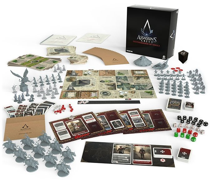 Assassin's Creed KickStarter