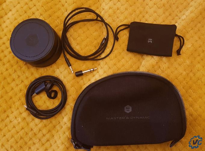 accessoires Master & Dynamic MW 60
